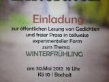 """Veranstaltungstipp in Bocholt: Lesungen mit den """"Eliteraten"""""""