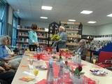 Neue Leitung beim Literaturkreis inReken