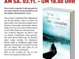 Gemütlicher gehts nicht – Lesung im Möbelhaus Kerkfeld am3.11.
