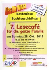 Lies dir was! Das 7. Lesecafé in Borken