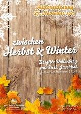 Lesung: Zwischen Herbst undWinter