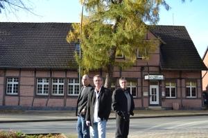 André Fellechner, Andreas Schlagheck, Guido Kuschel, Foto: Gaby Eggert