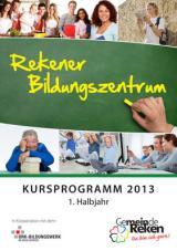 Rekener Bildungszentrum – Von Kalligraphie bis zur Schreibwerkstatt