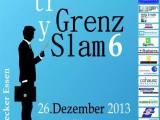 Am 26.12. Poetry-Slam inBorken