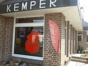 Buchhandlung Kemper